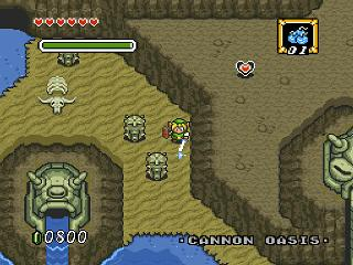 Screenshot Thumbnail / Media File 1 for Legend of Zelda, The - A Link to the Past (USA) [Hack by Euclid+SePH v1.0] (~Legend of Zelda, The - Parallel Worlds)